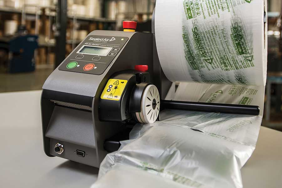 packaging machine at direct solutions